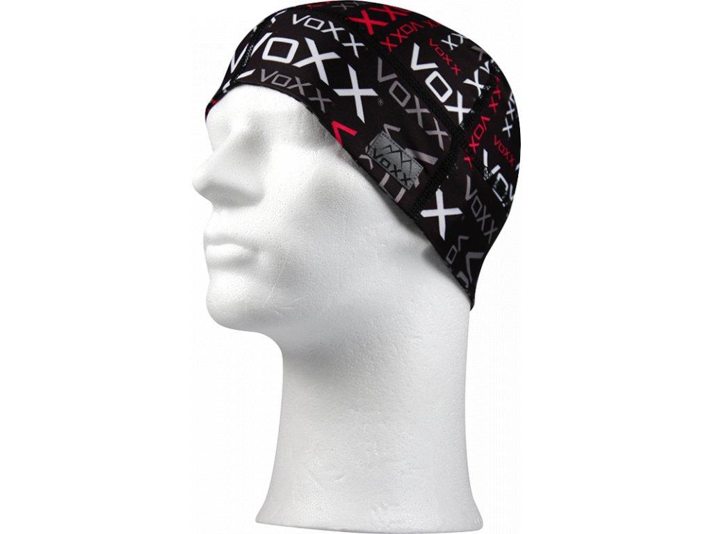 VOXX Funkční čepice CEPAN 12 červená