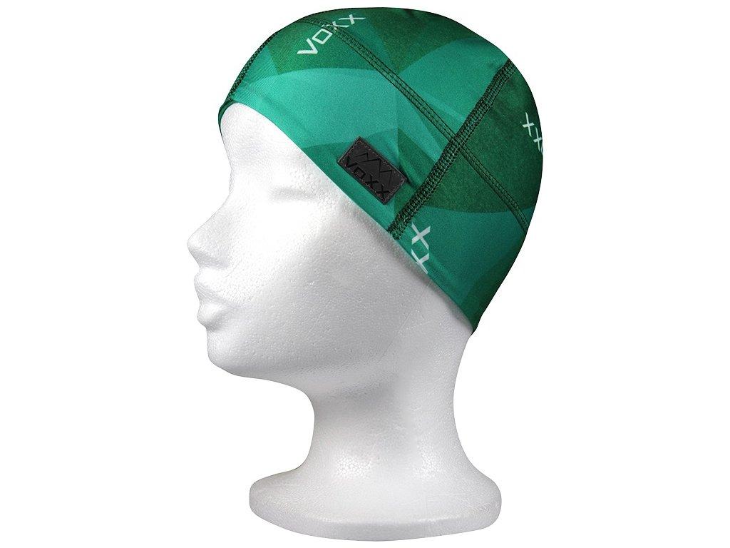 VOXX Funkční čepice CEPAN 5 zelená