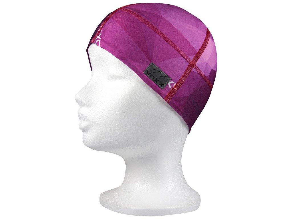 VOXX Funkční čepice CEPAN 4 fialová