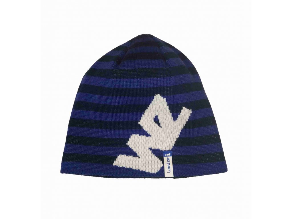 wedze zimní čepice modrá