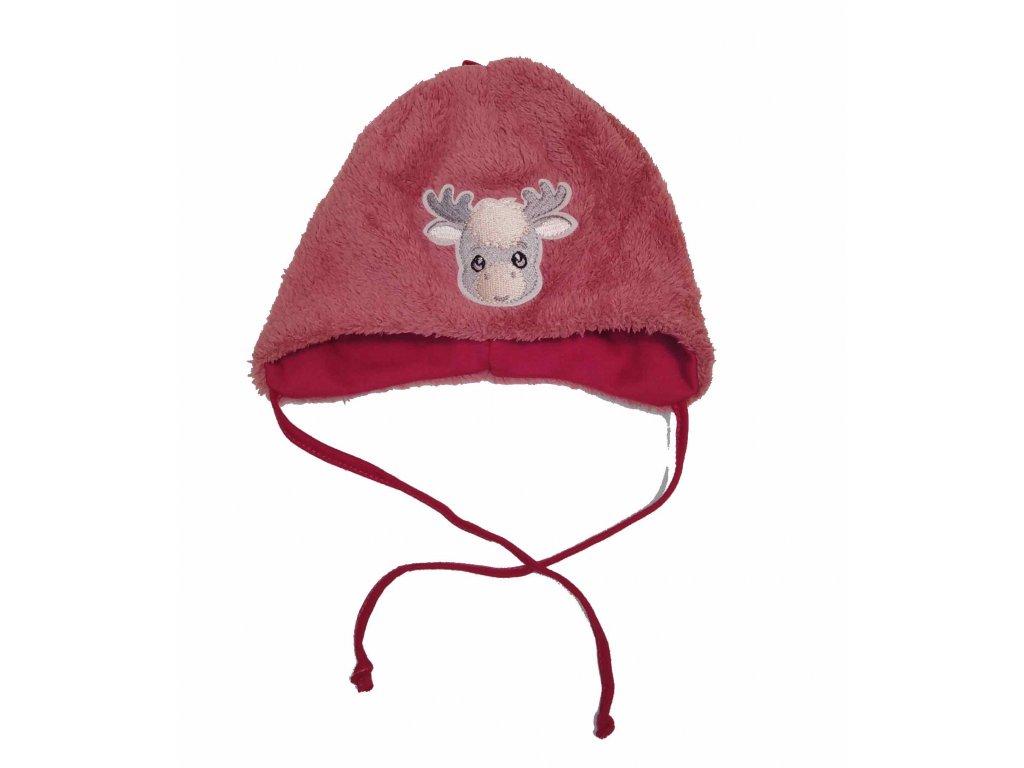 RDX zimní čepice přes uši 3837 sob
