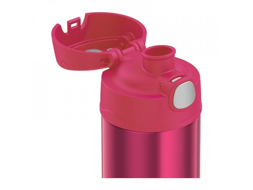 Thermos FUNtainer Hydratační uzávěr - růžová