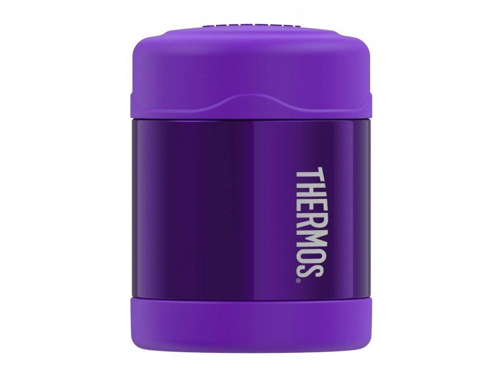 Thermos FUNtainer Dětská termoska na jídlo 290ml - fialová