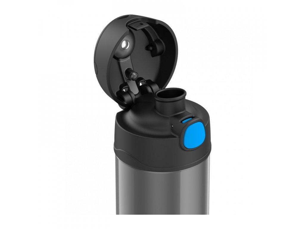 Thermos FUNtainer Hydratační uzávěr - černá
