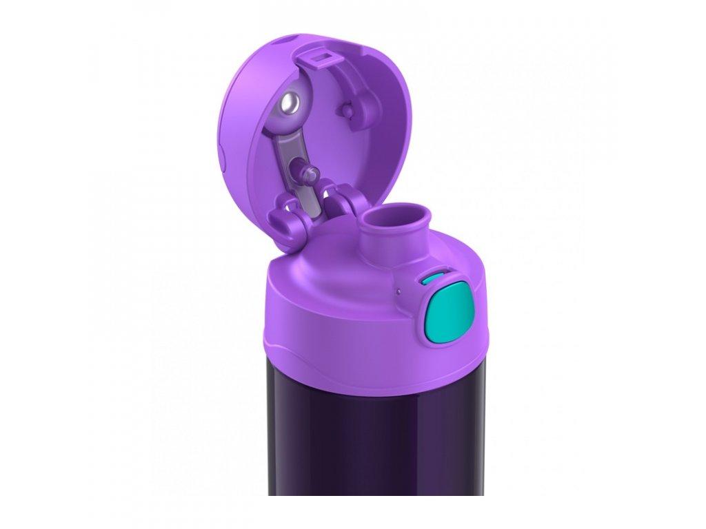 Thermos FUNtainer Hydratační uzávěr - fialový