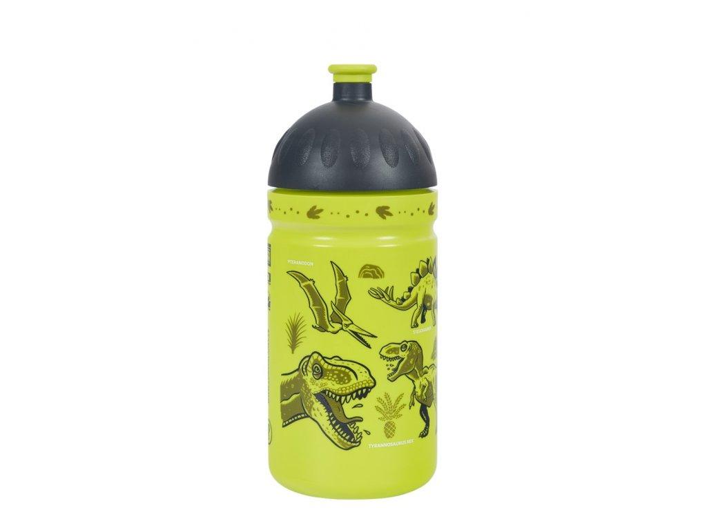 Zdravá láhev Dinosauři 500ml