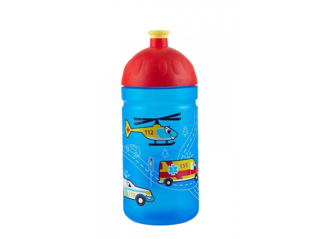 Zdravá láhev Záchranáři 500ml