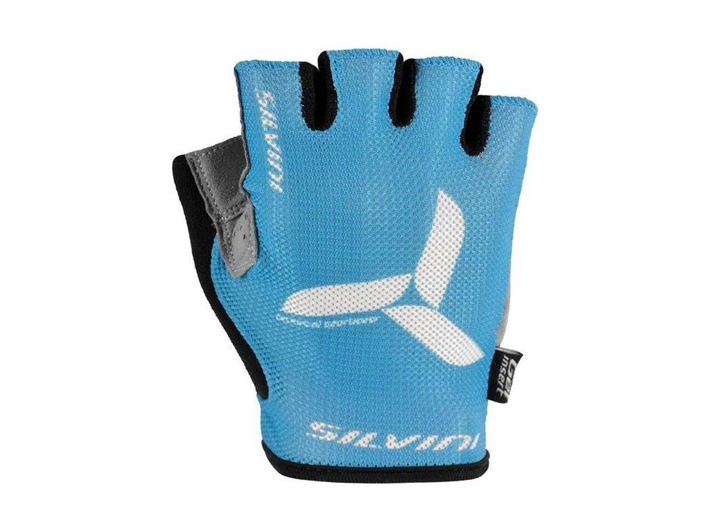 Dětské rukavice SILVINI TEAM UA405 blue