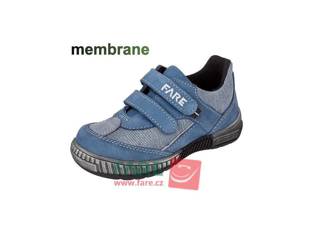 FARE 814201 dětské celoroční nepromokavé boty