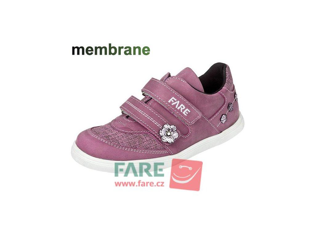 Fare 2615193 dívčí celoroční membránové boty
