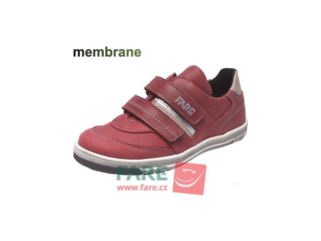 Fare 2615141 dívčí celoroční membránové boty