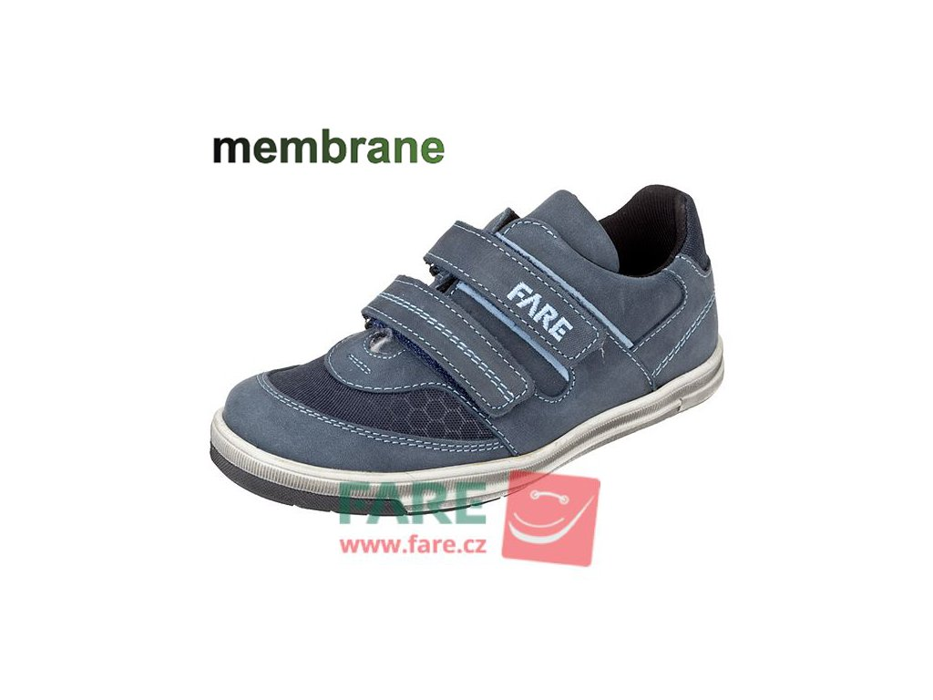 Fare 2615108 chlapcké celoroční membránové boty