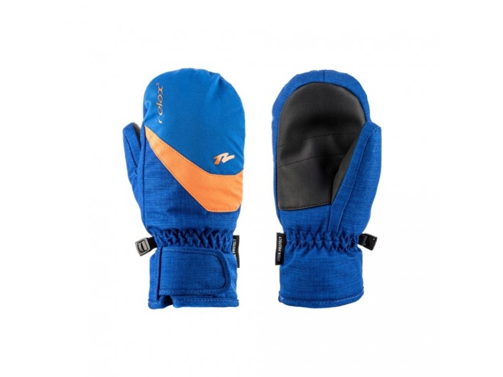Relax Quente RR22B dětské palčáky modré