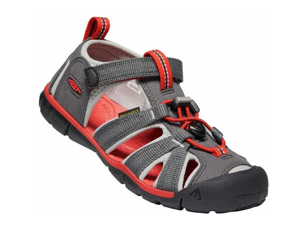 KEEN SEACAMP II CNX YOUTH JR magnet / drizzle