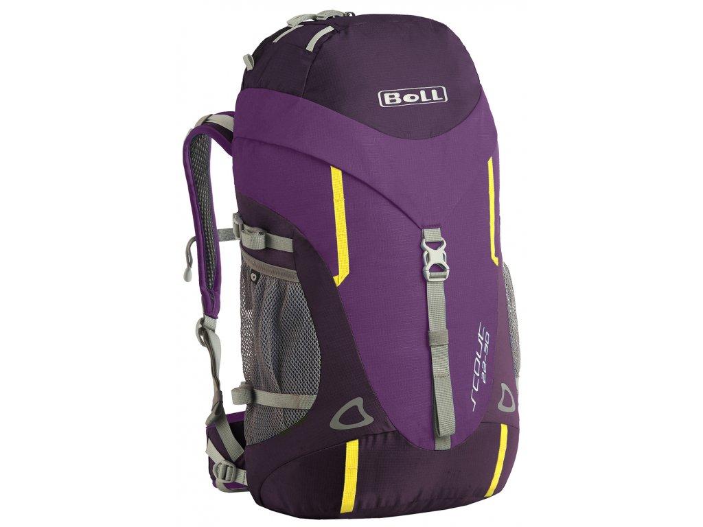 BOLL SCOUT 22-30 violet dětský turistický batoh