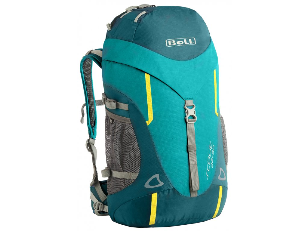 BOLL SCOUT 22-30 turquoise dětský turistický batoh