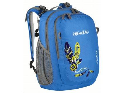 Boll batoh Sioux 15l dutch blue
