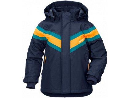 Didriksons Safsen dětská zimní bunda Tmavě modrá 2018