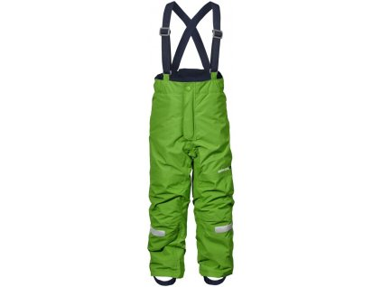 DIDRIKSONS 1913 Kalhoty rostoucí zateplené IDRE dětské - Zelené