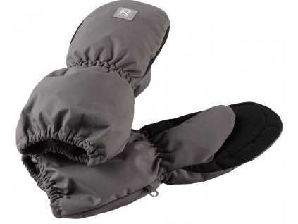 Dětské rukavice Reima Nouto palčáky - Soft grey