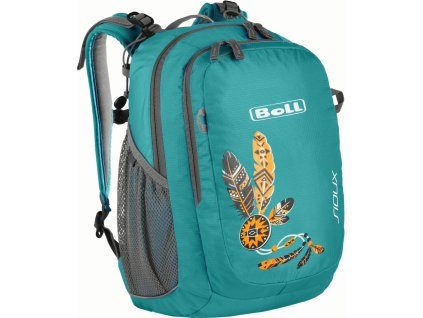Boll batoh Sioux 15l turquoise