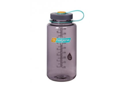 Nalgene Wide Mouth 1000ml Aubergine