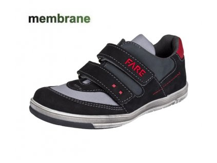 Fare 2615213 chlapcké celoroční membránové boty