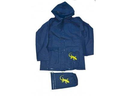 Pidilidi Pláštěnka dětská Salamander modrá