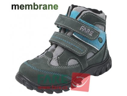 FARE 826206 celoroční membránové boty