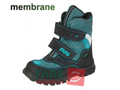 FARE 848209 zimní membránové boty