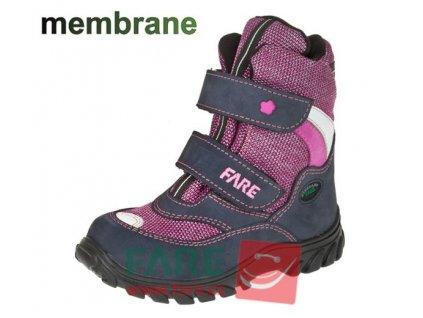 FARE 848254 zimní membránové boty