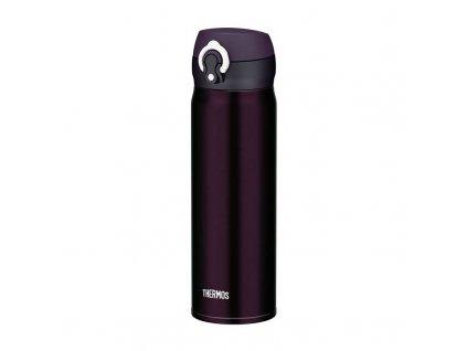 Thermos Motion mobilní termohrnek 600ml - černá