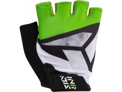 Dětské rukavice SILVINI OSE green black