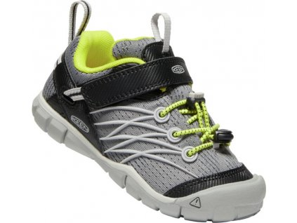 KEEN CHANDLER CNX C steel grey/evening primrose