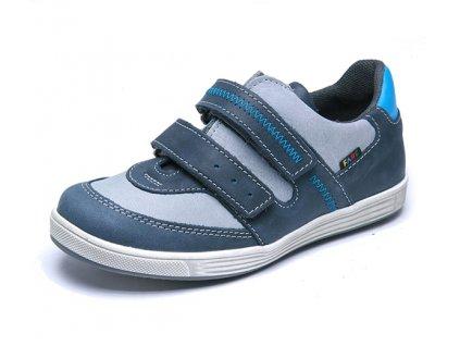 Fare 2615103 chlapecké celoroční kožené boty