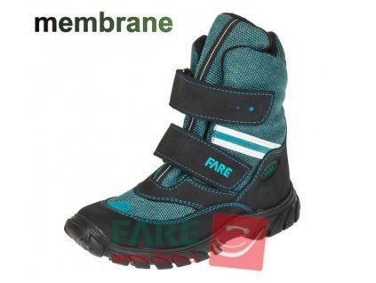 FARE 2646208 zimní membránové boty