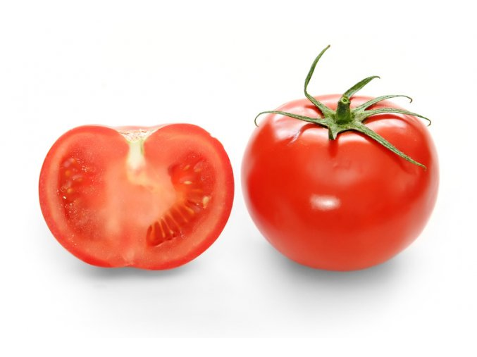 full.Bright red tomato and cross section02