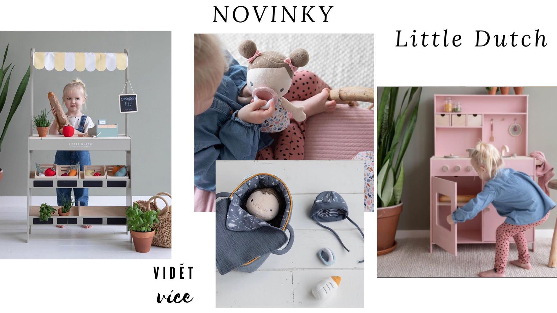 novinky little