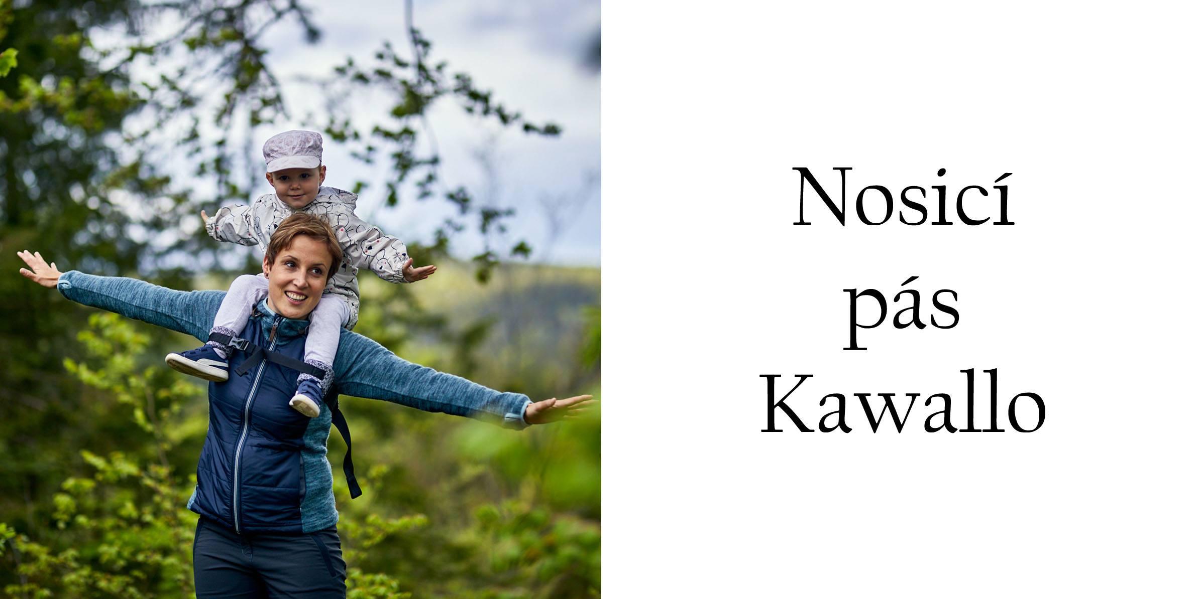 Nosící pás Kawallo