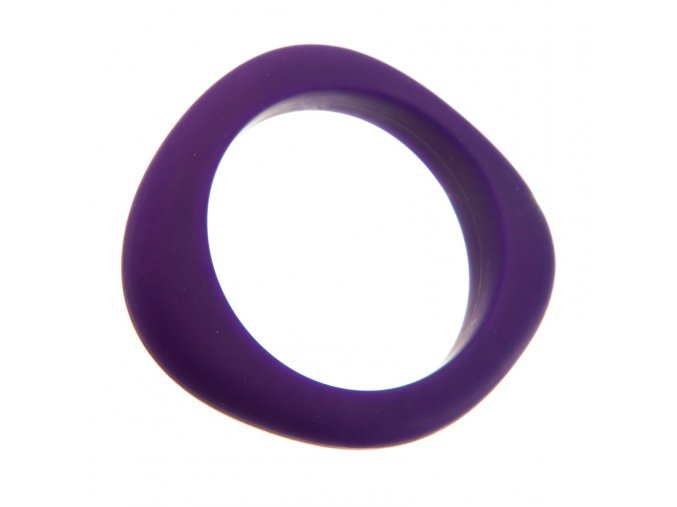 Silikonový náramek fialový