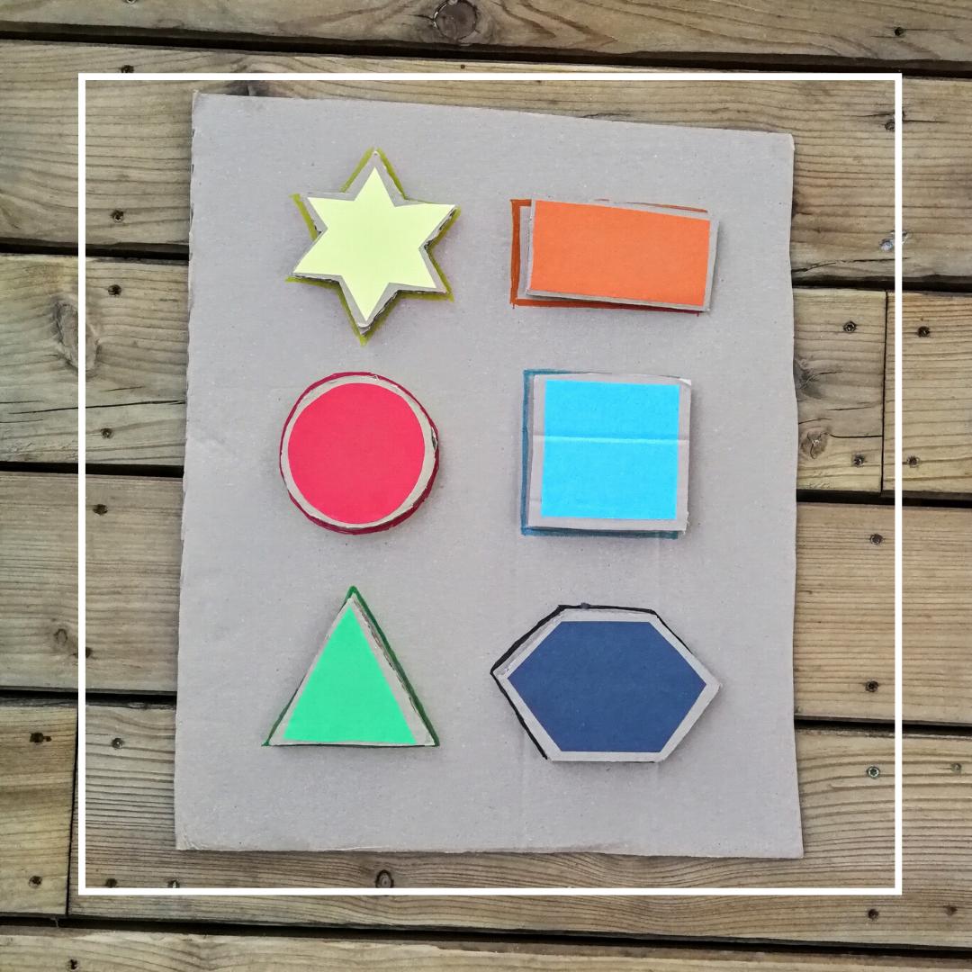 Recyklujeme karton jednoduše a kreativně