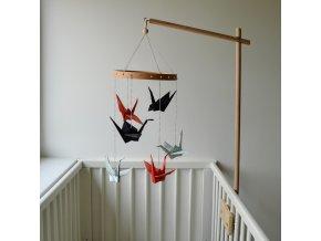 Kolotoč nad postýlku - Létající ptáčci