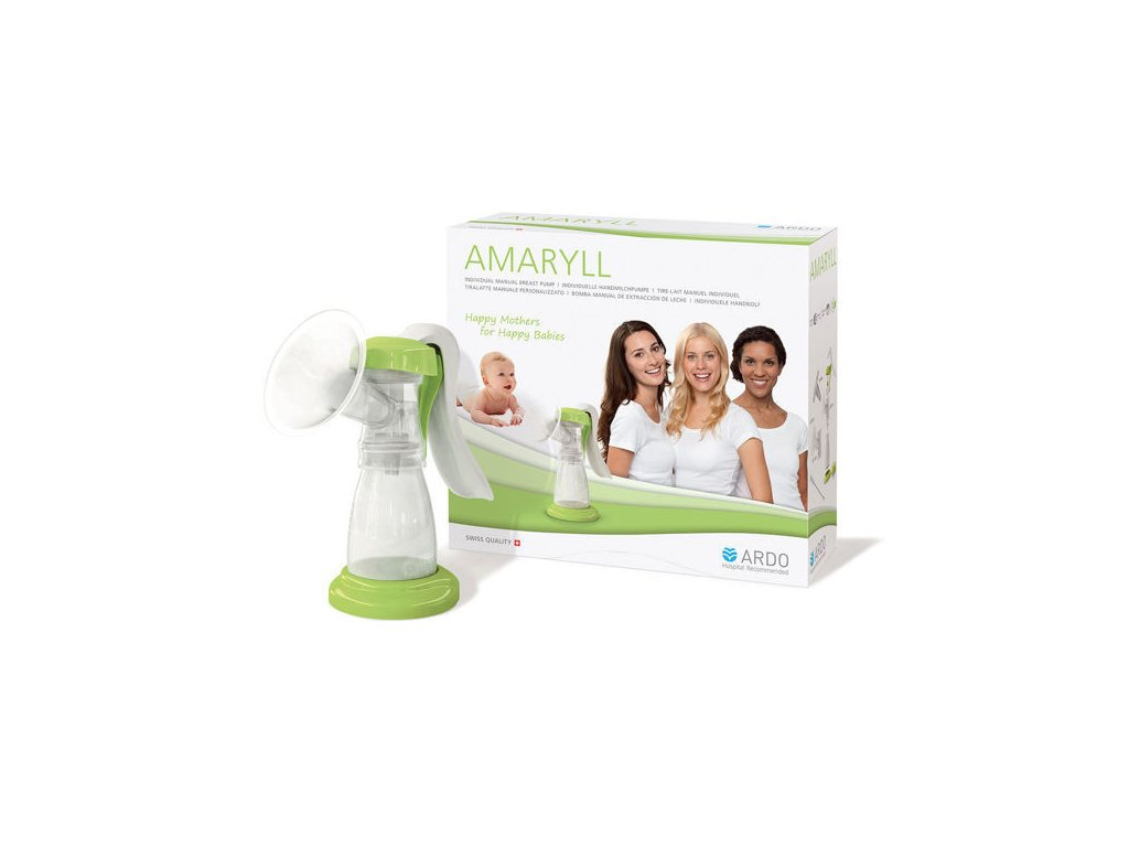 ARDO Amaryll manuální odsávačka mateřského mléka