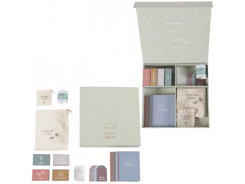 LITTLE DUTCH Pamětní boxík Memory box