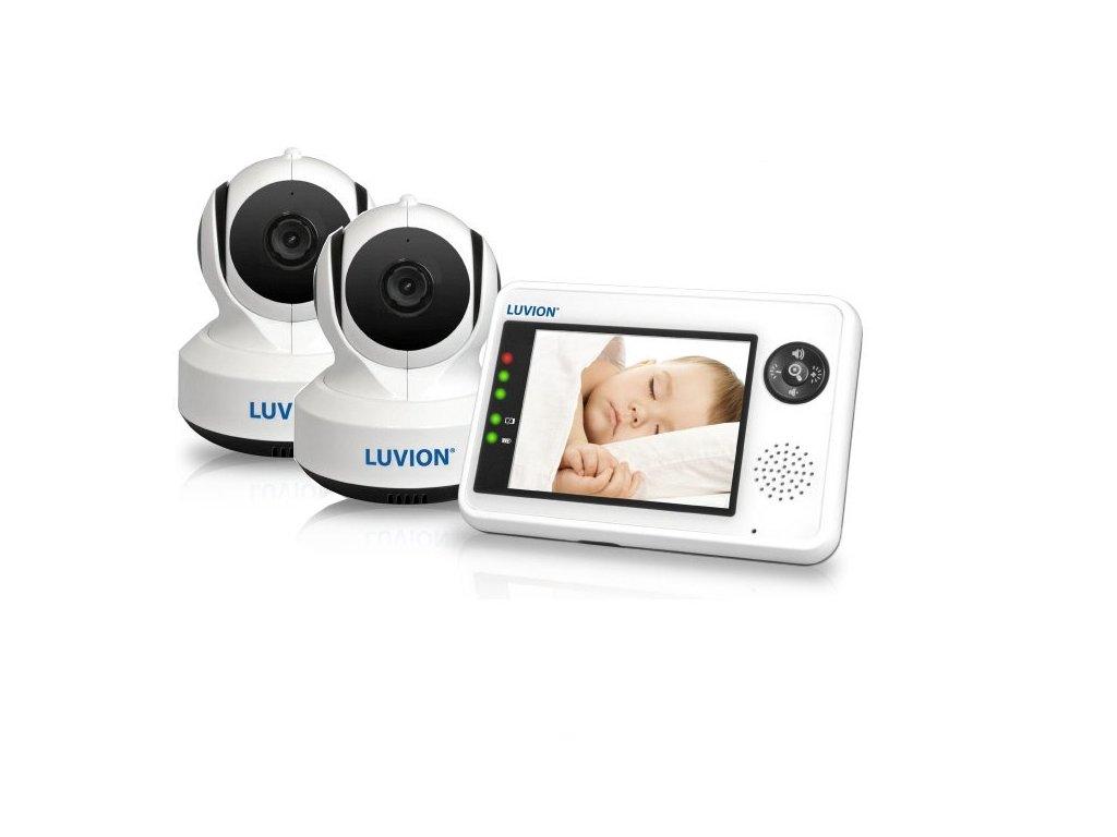 Luvion Essential dvě kamery02