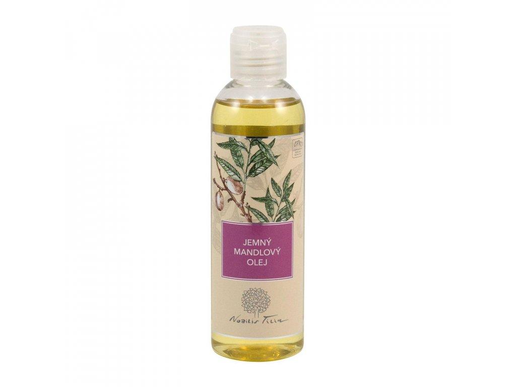 Mandlový olej jemný: 200 ml