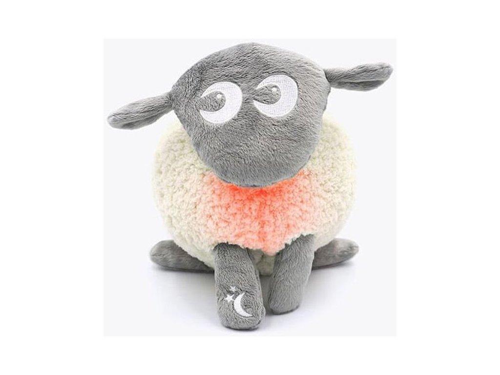 Ewan Deluxe uspávací ovečka Šedá
