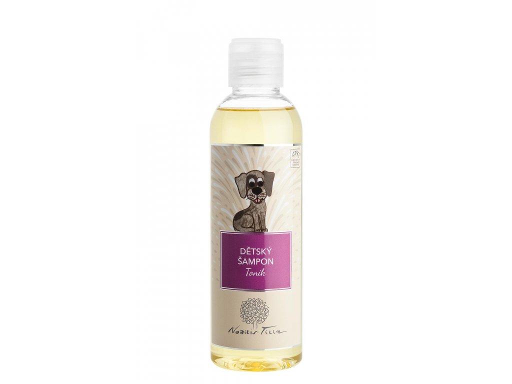 Dětský šampon Toník 200ml