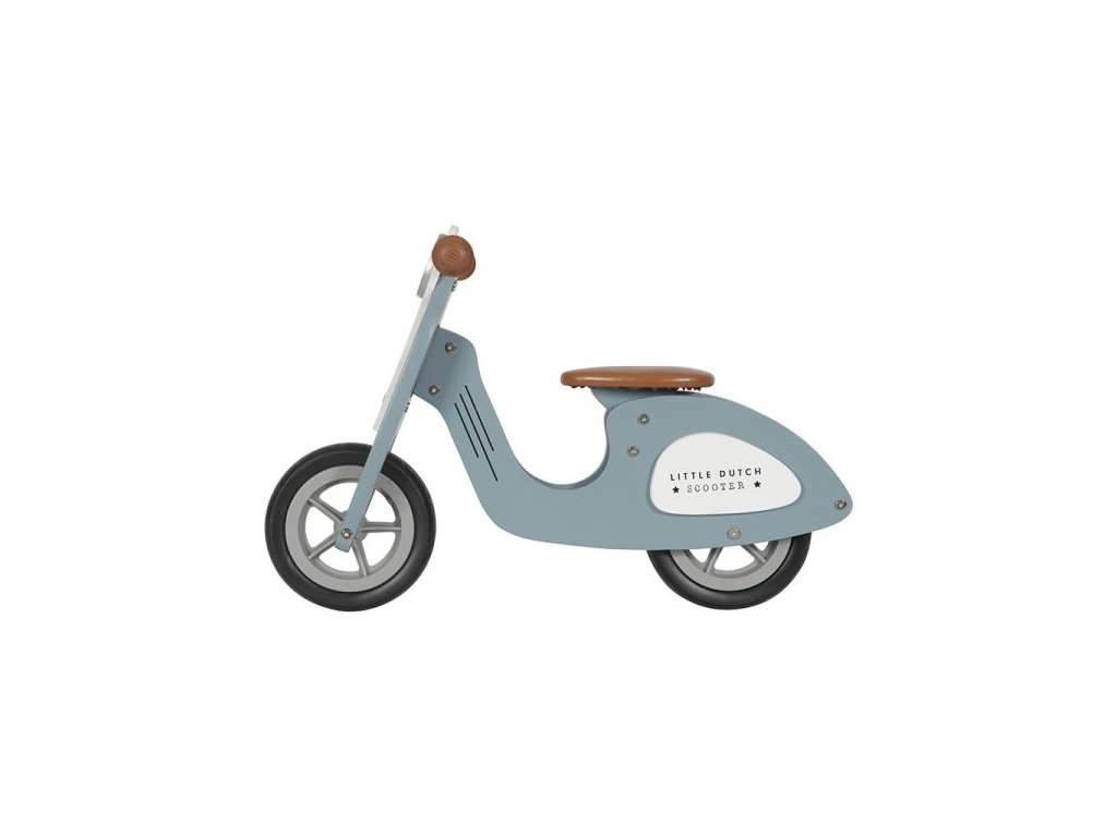 Little Dutch Scooter Blue