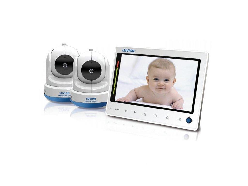 Prestige touch 2.kamery